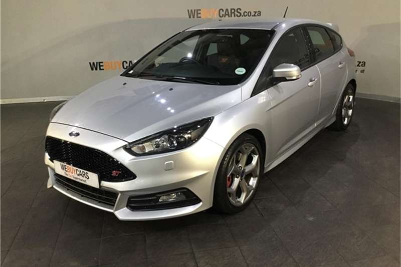 2016 Ford Focus ST 3