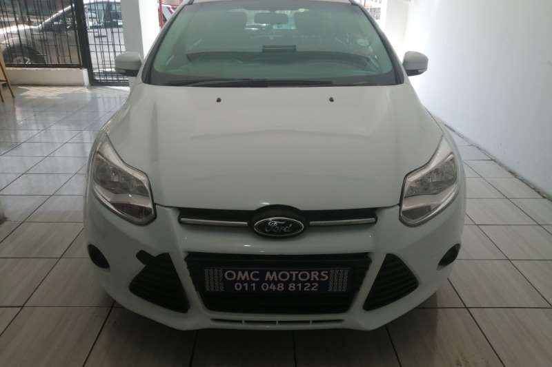 2013 Ford Focus 1.6 4 door Ambiente