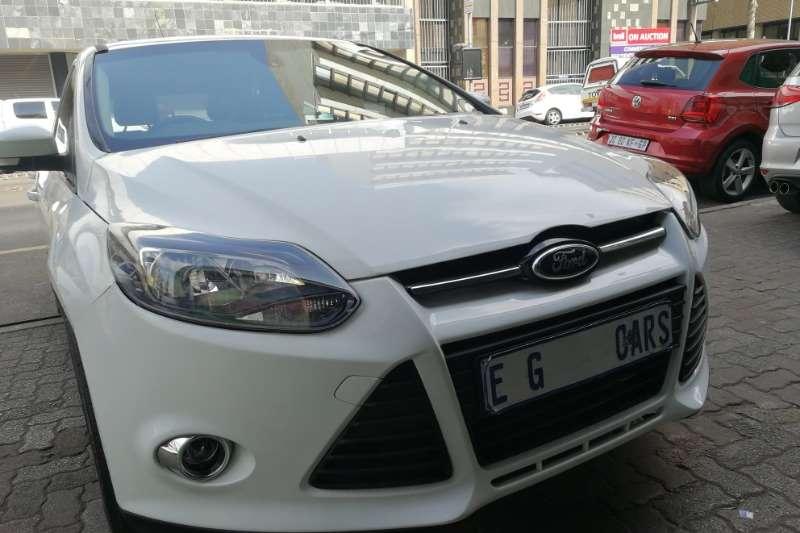 2012 Ford Focus hatch 2.0 Sport