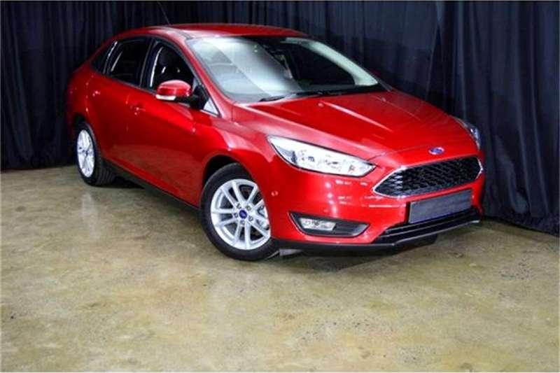2017 Ford Focus sedan 1.5T Trend auto