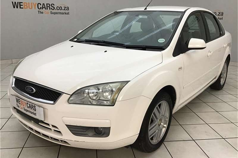 2005 Ford Focus 2.0TDCi Ghia 4 door