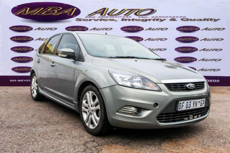 2011 Ford Focus 1.8 5 door Si