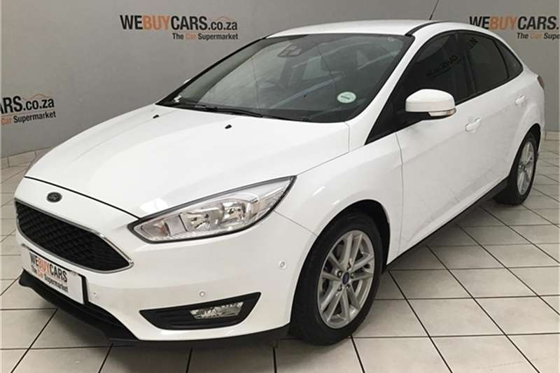 2016 Ford Focus sedan 1.6TDCi Trend