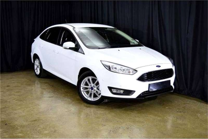 2017 Ford Focus sedan 1.5T Trend