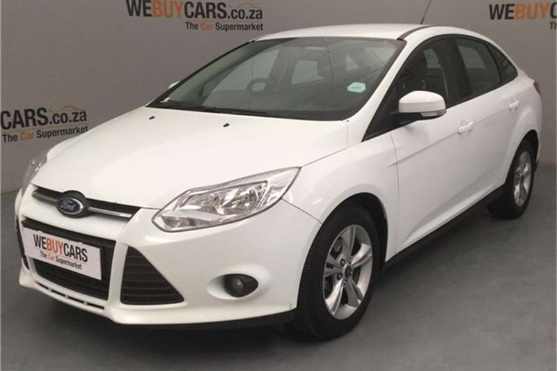 2013 Ford Focus sedan 2.0 Trend