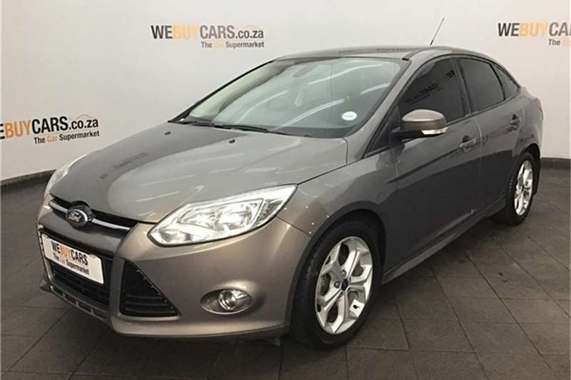 2014 Ford Focus sedan 2.0TDCi Trend