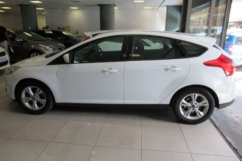 2012 Ford Focus 1.6 4 door Ambiente