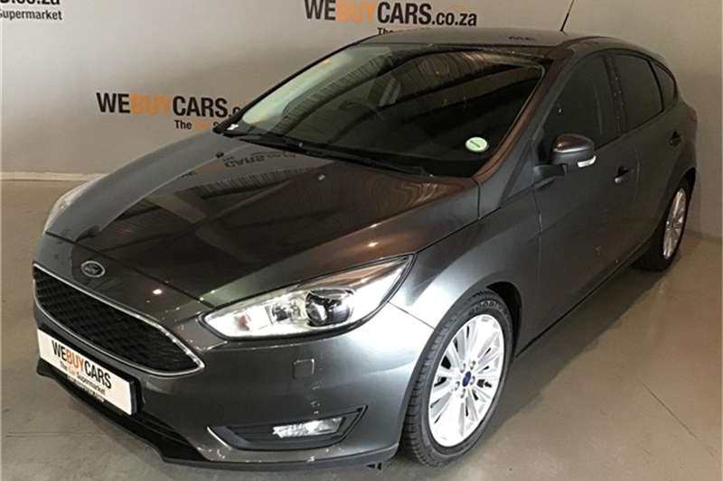 2016 Ford Focus hatch 1.0T Trend