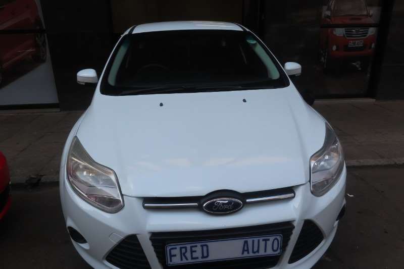 2013 Ford Focus 1.6 Trend 4 door