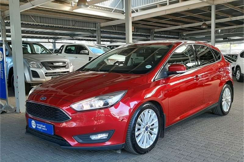 2016 Ford Focus sedan 1.5T Trend auto
