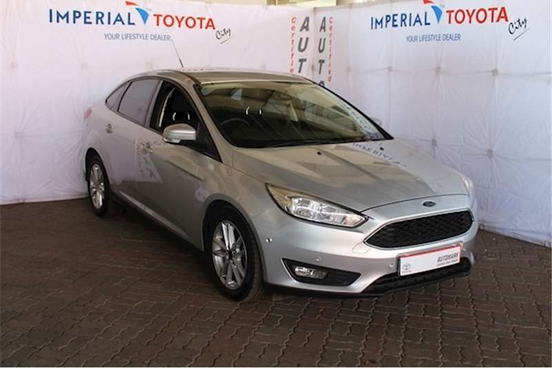 2015 Ford Focus sedan 1.5T Trend auto