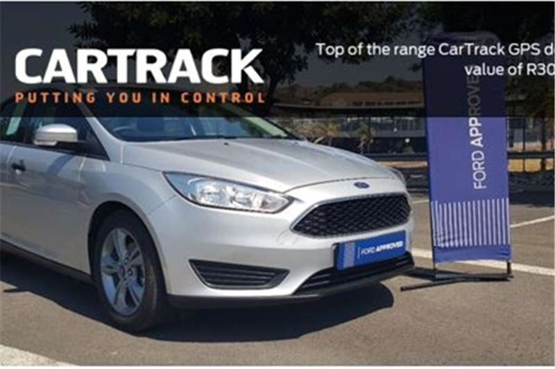 2018 Ford Focus sedan 1.0T Ambiente auto