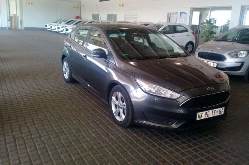 2016 Ford Focus hatch 1.0T Ambiente auto