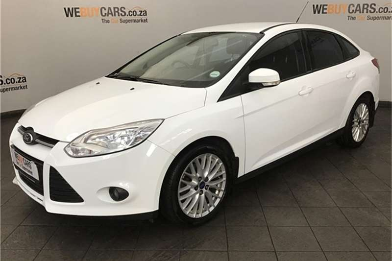 2012 Ford Focus sedan 2.0TDCi Trend