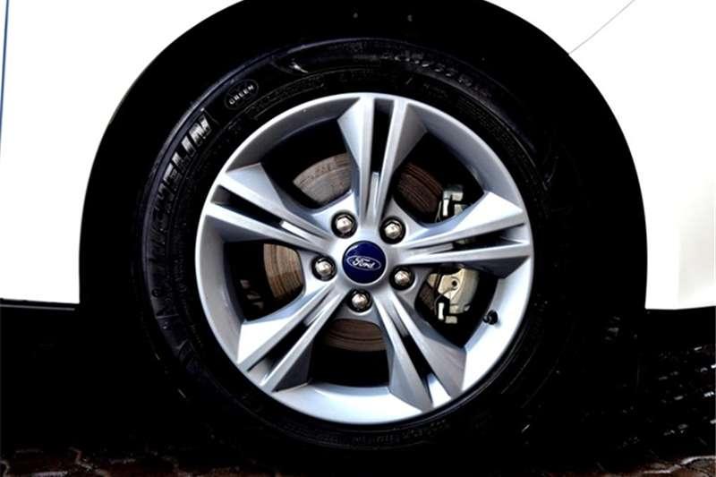 2018 Ford Focus sedan 1.0T Trend