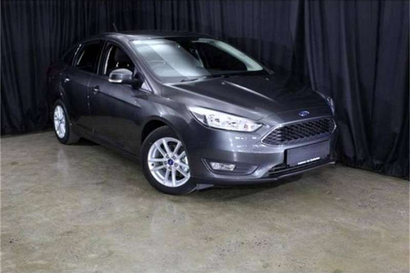 2018 Ford Focus sedan 1.0T Trend