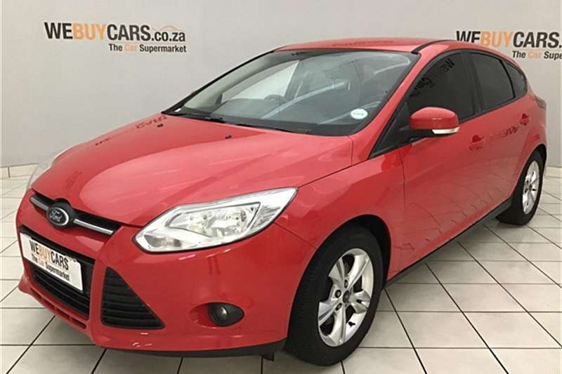 2012 Ford Focus sedan 2.0 Trend