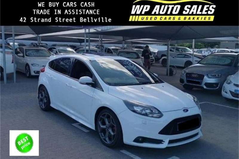 2013 Ford Focus ST 3