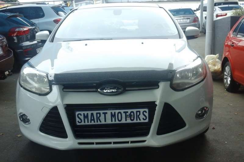 2014 Ford Focus hatch 2.0TDCi Trend auto