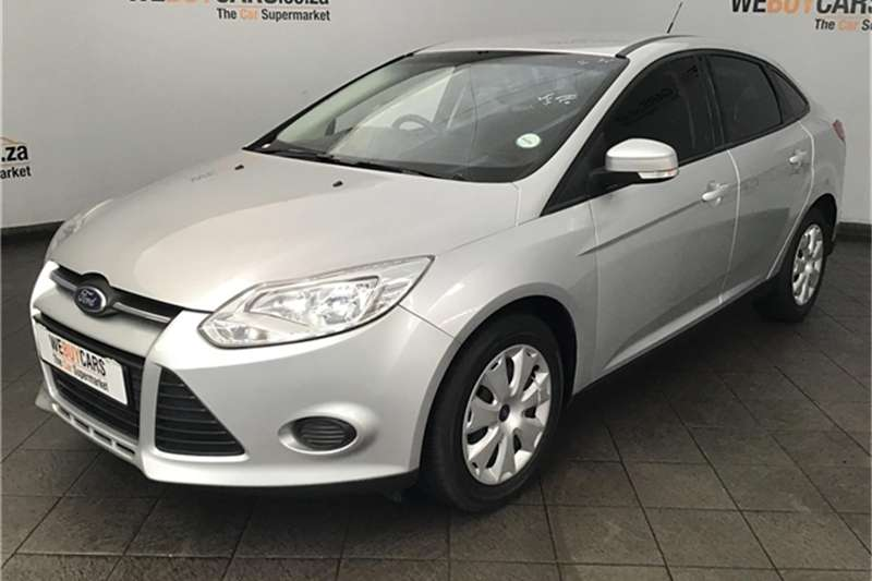 2013 Ford Focus sedan 1.6 Ambiente auto