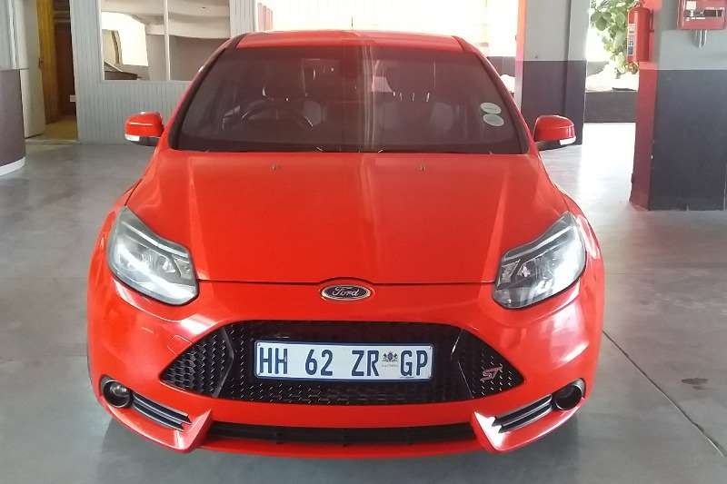 2013 Ford Focus ST 1