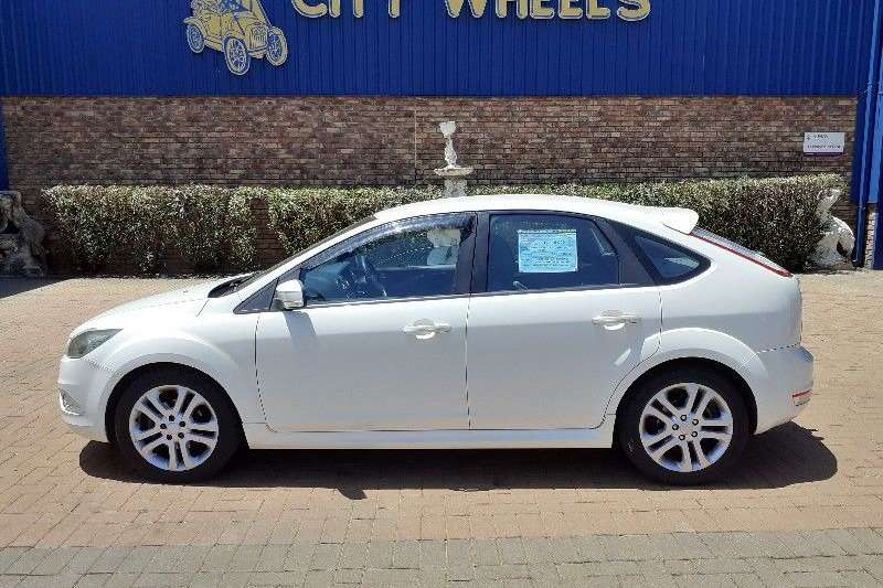 2010 Ford Focus 1.8 5 door Si