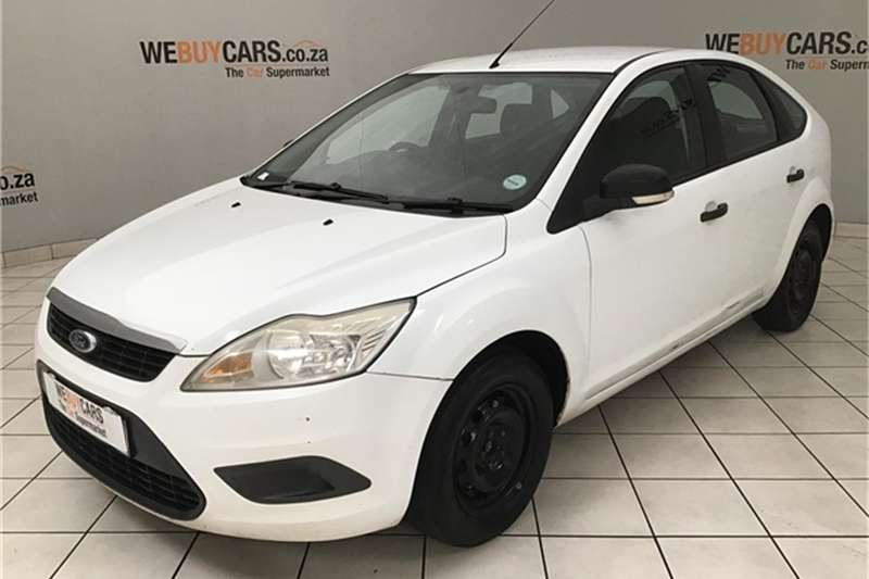 2010 Ford Focus 1.8 4 door Ambiente