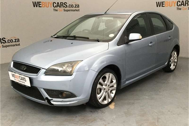 2007 Ford Focus 1.6 5 door Si