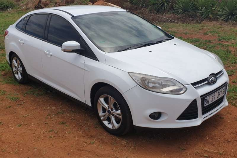 2011 Ford Focus 1.6 4 door Ambiente