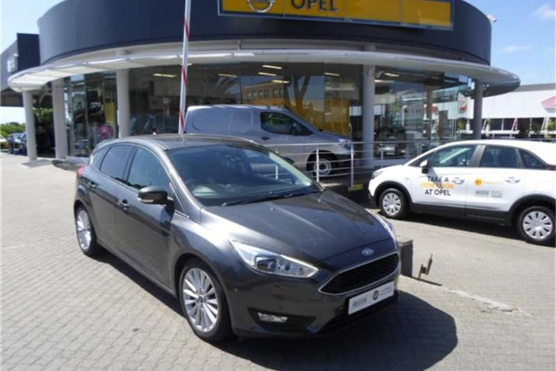 2016 Ford Focus hatch 1.0T Trend auto