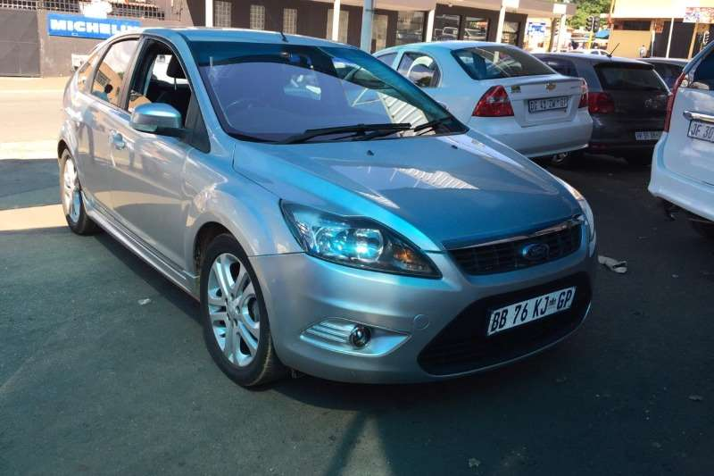 2011 Ford Focus 1.8 5 door Ambiente