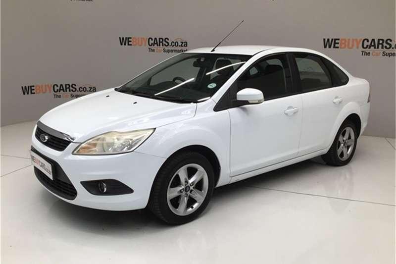 2012 Ford Focus 2.0 sedan Trend