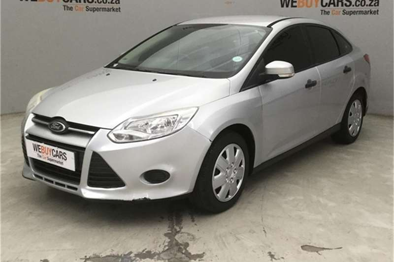 2012 Ford Focus hatch 1.6 Ambiente