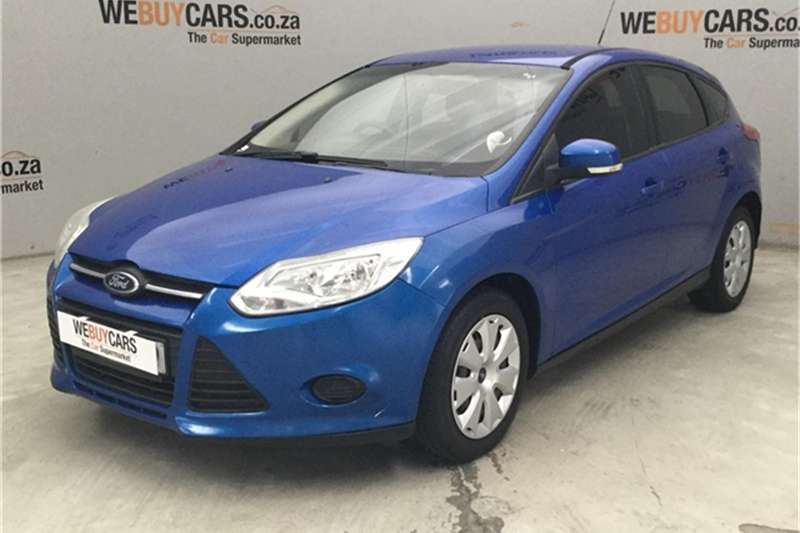 2013 Ford Focus sedan 1.6 Ambiente