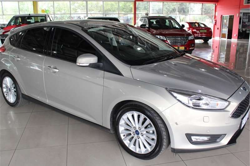 2017 Ford Focus hatch 1.5T Trend