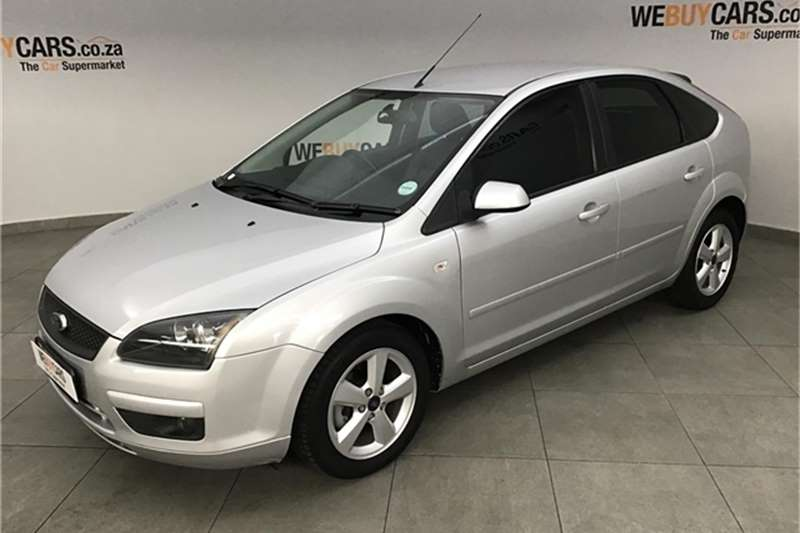2007 Ford Focus 2.0TDCi 5 door Si