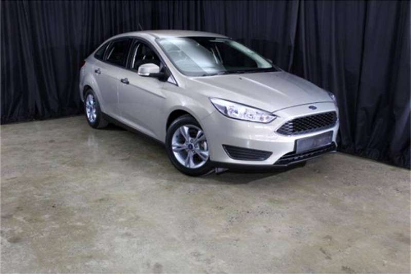 2017 Ford Focus hatch 1.0T Ambiente