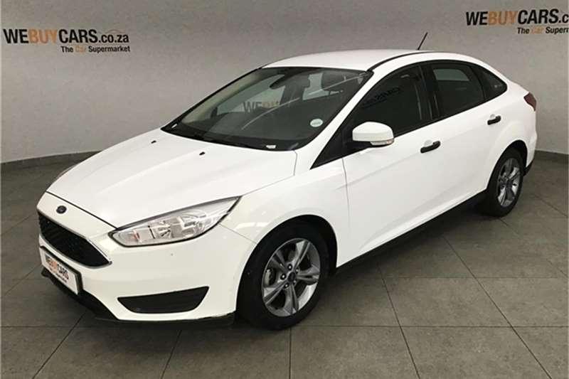 2017 Ford Focus sedan 1.0T Ambiente
