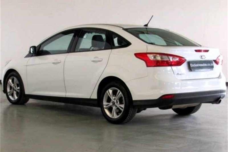 2012 Ford Focus sedan 2.0TDCi Trend