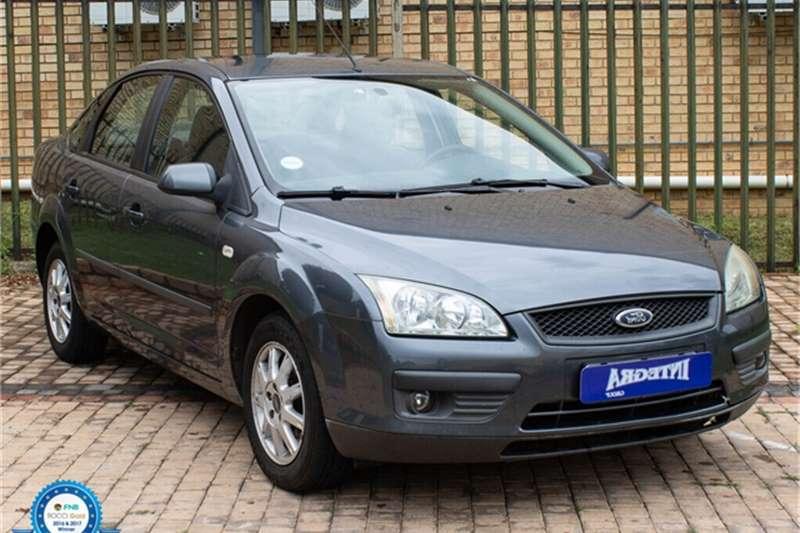 2006 Ford Focus 1.6 Trend 4 door
