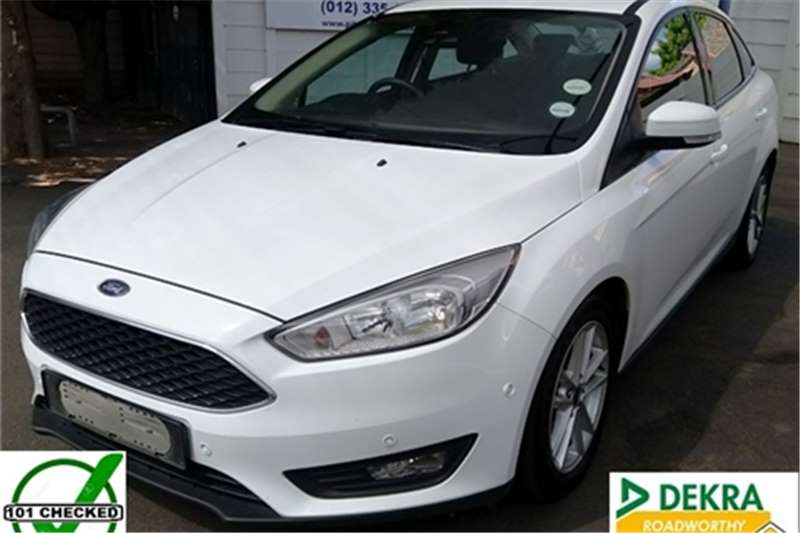 2017 Ford Focus sedan 1.5T Trend auto