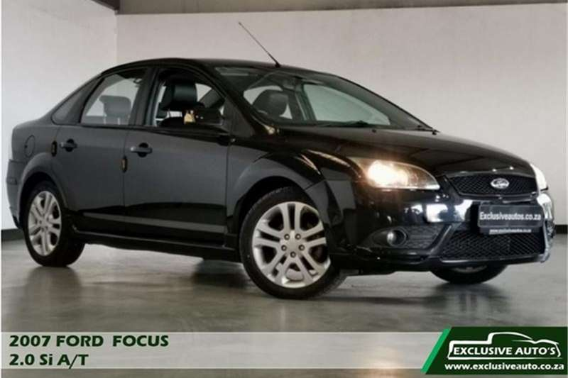 2007 Ford Focus 2.0 4 door Si automatic