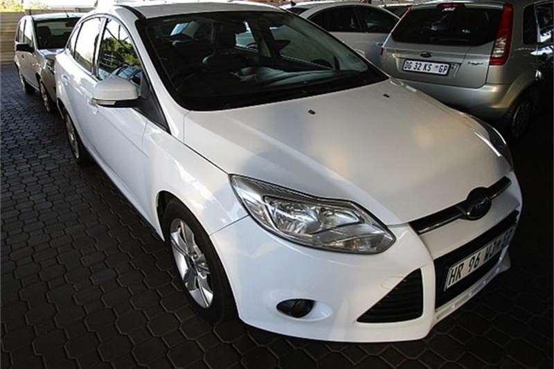 2011 Ford Focus sedan 2.0TDCi Trend