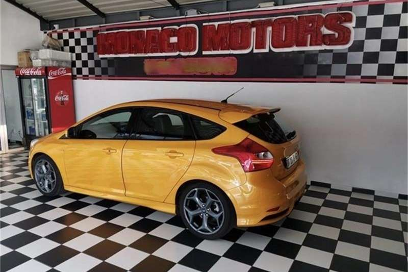 2012 Ford Focus ST 3