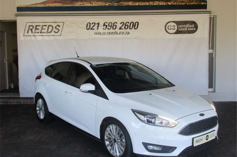 2017 Ford Focus hatch 1.0T Trend