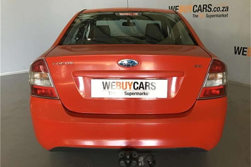 2010 Ford Focus 2.0 4 door Si automatic