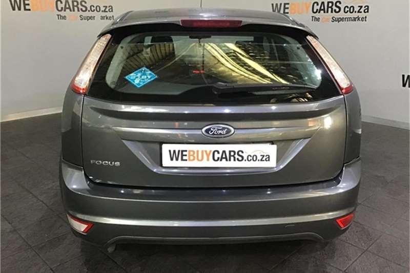 2010 Ford Focus 1.8 5 door Si