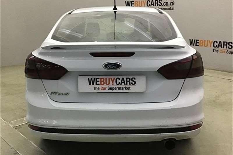 2014 Ford Focus hatch 1.6 Trend