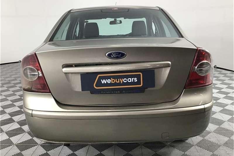 2007 Ford Focus 2.0 4 door Trend