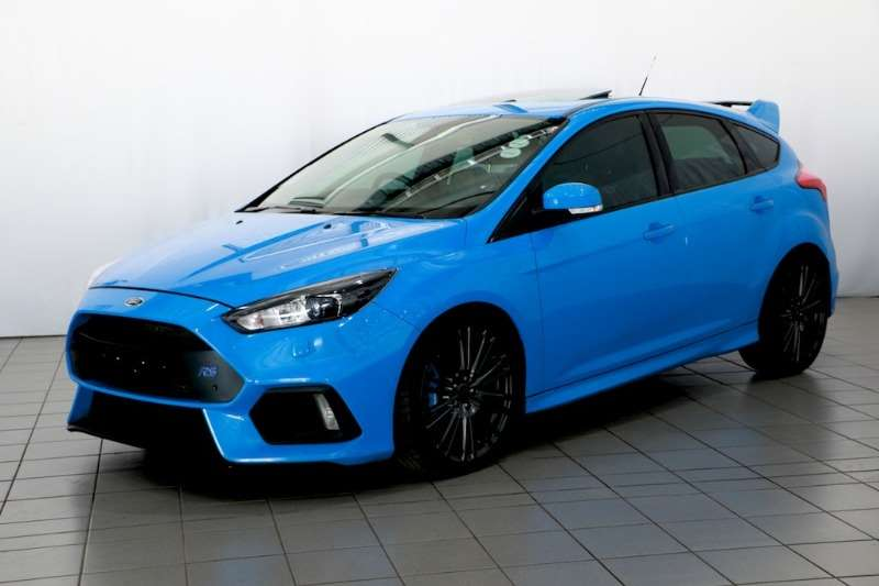 Ford Focus RS 2.3 ECOBOOST AWD 5DR 2017